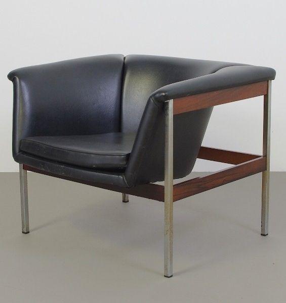 Geoffrey Harcourt; #042 Lounge Chair for Artifort, 1962.