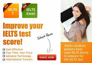 Mapmystudy brings Online IELTS training with live and interactive sessions for one and everyone. This is not only IELTS training but also enhances your general English speaking skills. It is so effective that professionals have accepted and scored high bands, irrespective of being from a non-native English speaking country.  Visit Online IELTS training on http://www.mapmystudy.com/ielts-online/