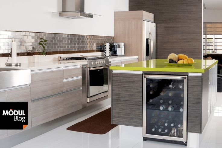 55 best images about tips para cocina on pinterest for Cocinas integrales colores modernos