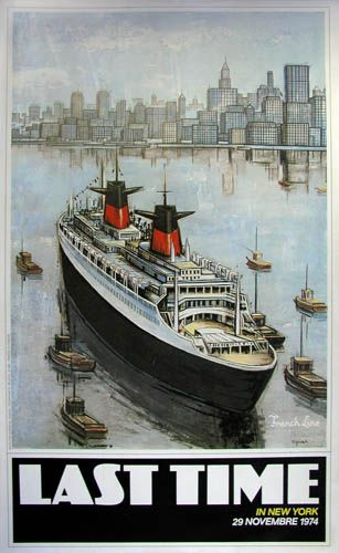 Last Voyage of the SS France