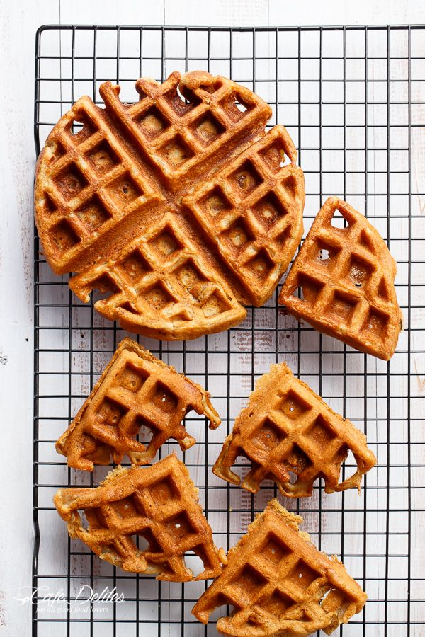 ... breakfast recipes on granola waffles with butter pecan syrup see more