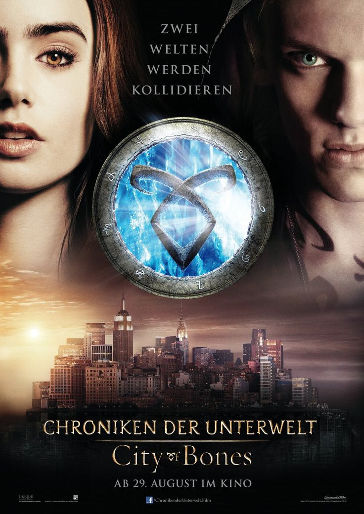 Poster zum Film: Chroniken der Unterwelt: City of Bones