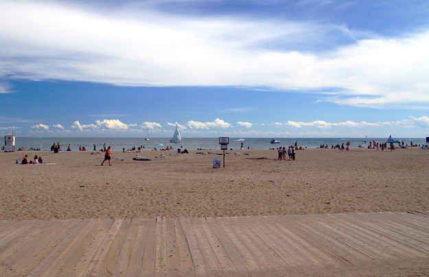 5) The Beach, Toronto