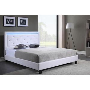 Best 25 lit adulte ideas on pinterest chambre avec dressing chambre desig - Lit 140x190 avec sommier ...