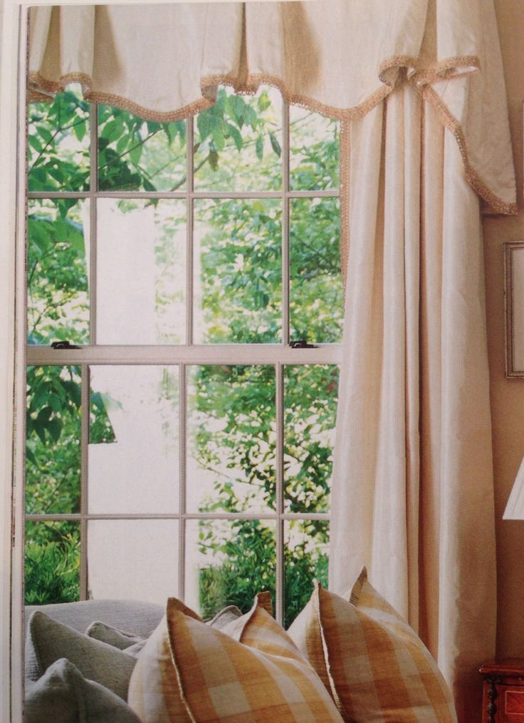 pretty window treatment cream color silk with inverted pleats u0026 trim pastel palette silk