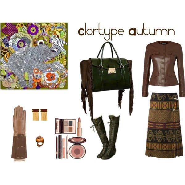 """colortype autumn"" by mirra-morgenstern on Polyvore"