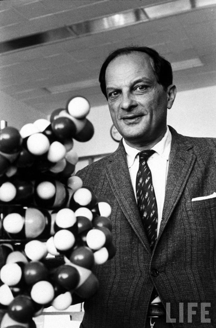 Stanislaw Ulam, mathematician, Monte Carlo inventor, discoverer of cellular automata, and, for better and for worse, atomic bomb pioneer.