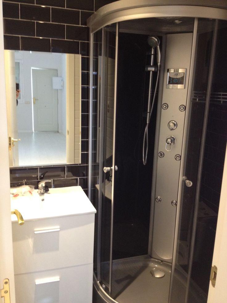 17 mejores ideas sobre ducha de hidromasaje en pinterest - Ducha de diseno ...