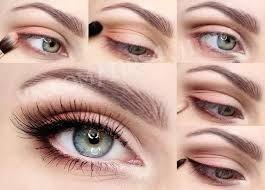 Картинки по запросу повседневный макияж для темно карих глаз