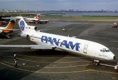 N8838E Boeing 727-225 Pan Am
