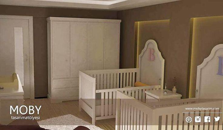 DEMİRTEN Ailesi için özel olarak hazırlanan Bebek Odası çalışması  www.mobytasarim.com  #bebekodasi #bebekodalari #baby #babyroom #babyshower #decor #decoration #dekor #dekorasyon #interior #interiorfurniture #interiordecor #interiordesign #design #furniture #mobilya #instalike #instagood #icmimar #icmimarlik #tasarim #instalike #instagood
