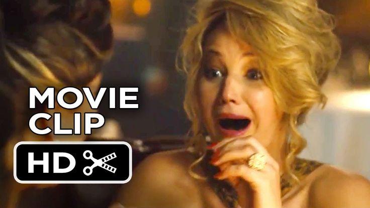 American Hustle Movie CLIP - Dinner (2013) - Jennifer Lawrence Movie HD