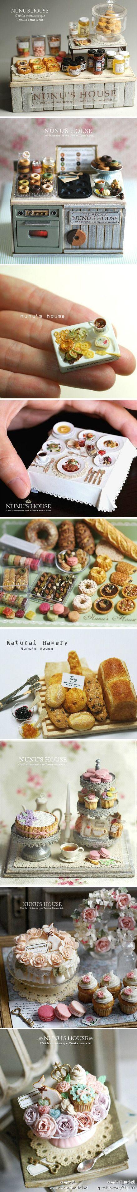 Miniature Foods
