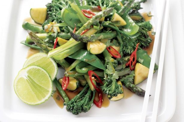 This speedy stir-fry is a delicious way to incorporate more vegetables into your diet.