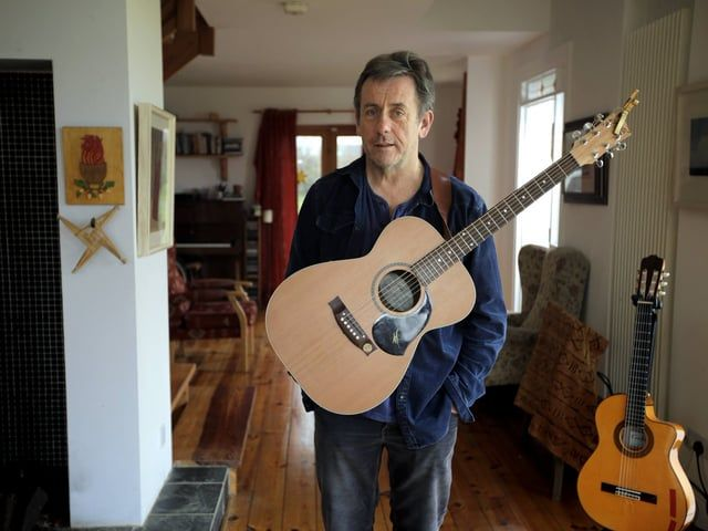 Luka Bloom appears in Episode 1 of  Guth na nGael . The series investigates the recurring themes in Irish songs and Episode 1 is titled 'Home & the Homeland' and explores how we Irish view the homeland in our songs...