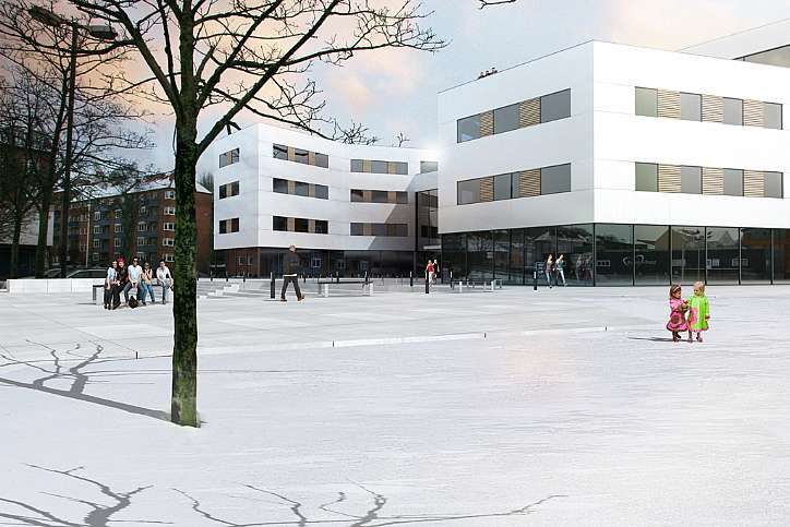 Campus Randers  Friis & Moltke