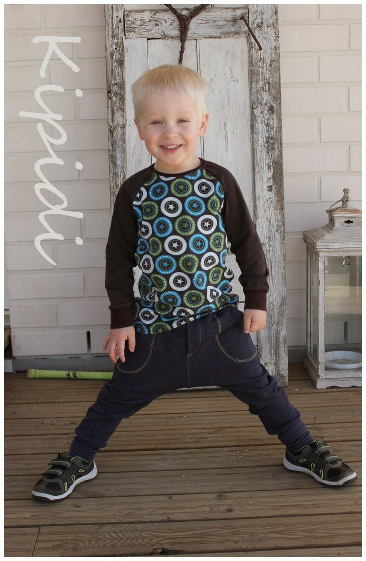 Relaxed fit for boy/ pojalle
