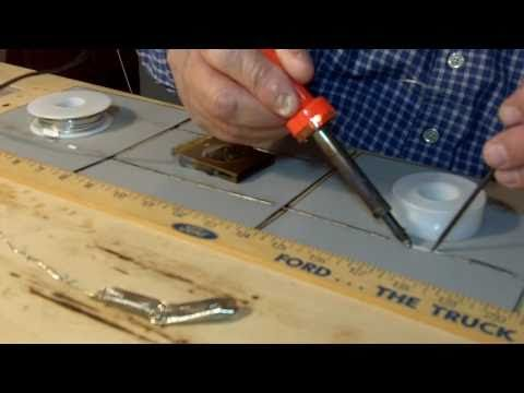 How To Make A Solar Panel Part 1 - YouTube