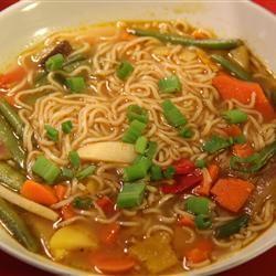 Ramen Noodle Soup Recipe on Yummly