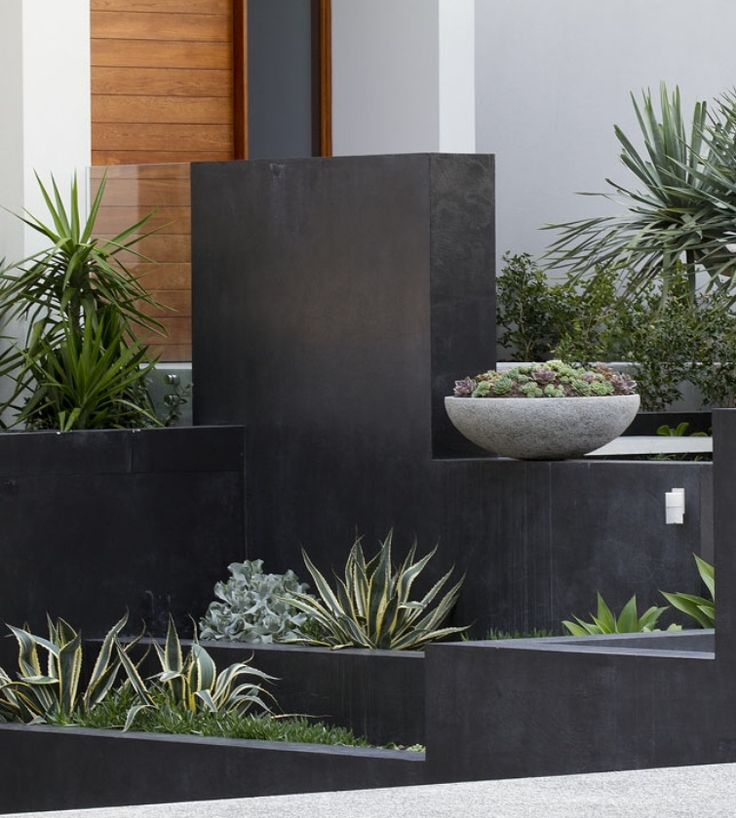 17 best images about front garden landscaping on pinterest for Front garden designs perth