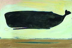 A Whale! Illustration by Shino Arihara