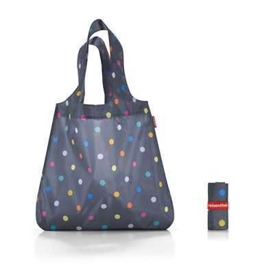 Nákupná taška Reisenthel Mini Maxi Shopper Marine Dots