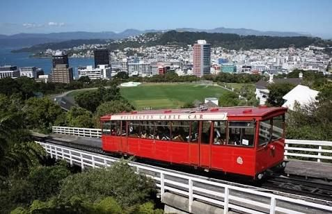wellington cable car - Google Search