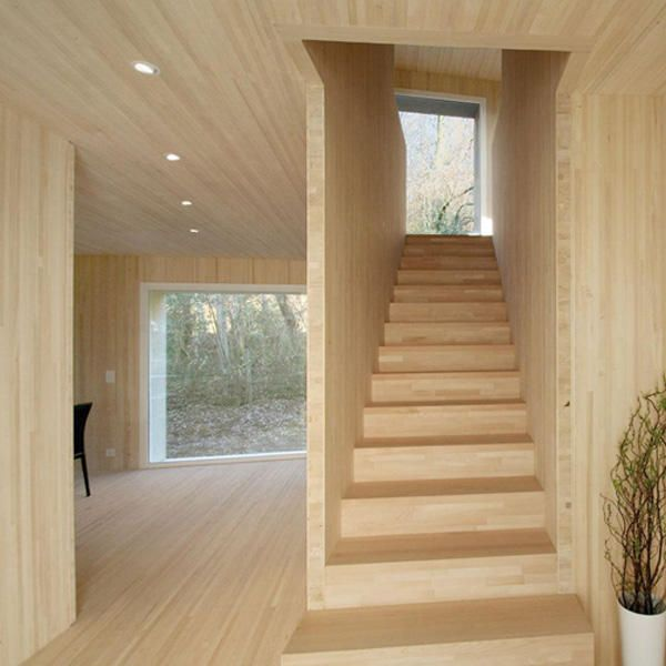 Haus am Wald, Pius Schuler AG , h2c architektur design, by mtextur