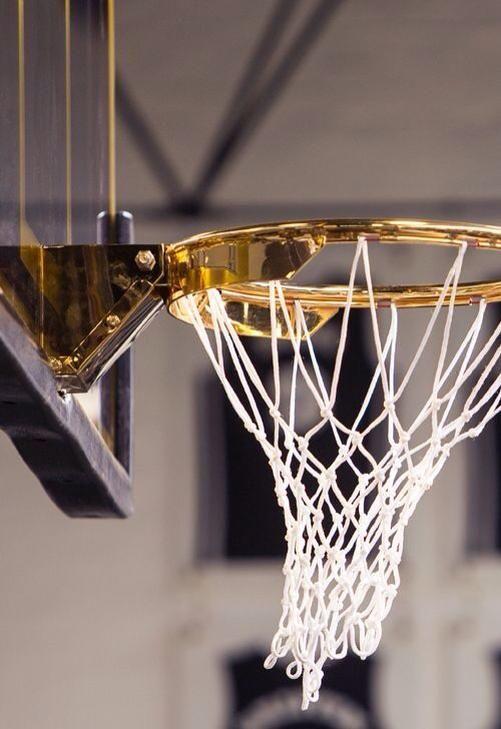#gold #hoop #basketball