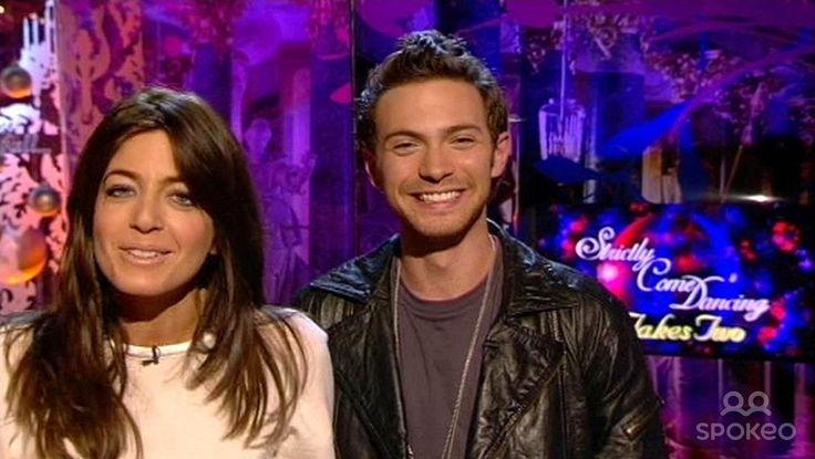 Matt and Claudia Winkleman.