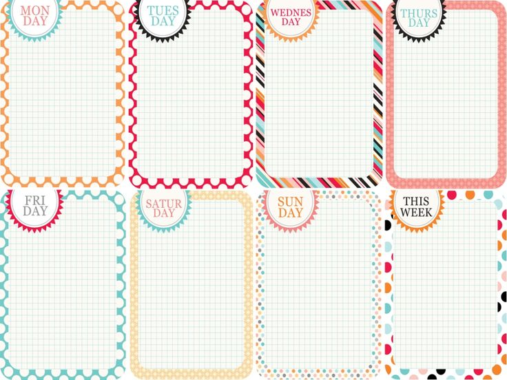 Clementine Journaling Cards 1024x768 project life | clementine freebie (@apzphotography.com)