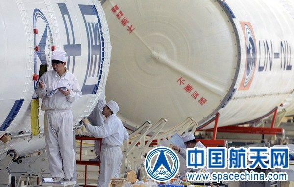 China lançará segundo laboratório espacial no terceiro trimestre