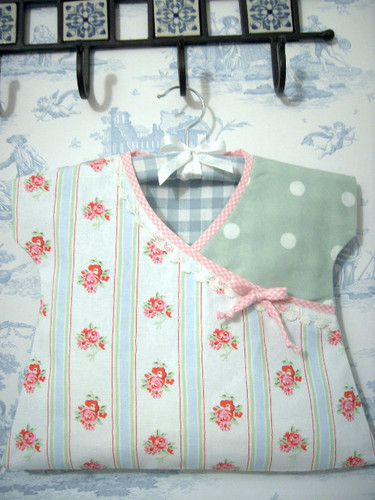 HANDMADE CATH KIDSTON LAURA ASHLEY fabric PEG BAG rose STRIPE PINK GINGHAM | eBay