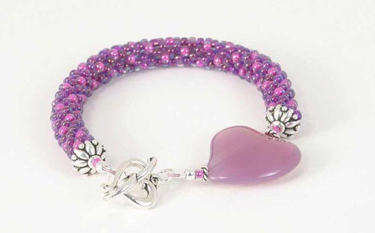 bracelet patterns | Free Beaded Bracelet Patterns – Daily Blogs – Beading Daily