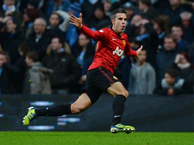 Robin van Persie: 'I could still be at Manchester United'