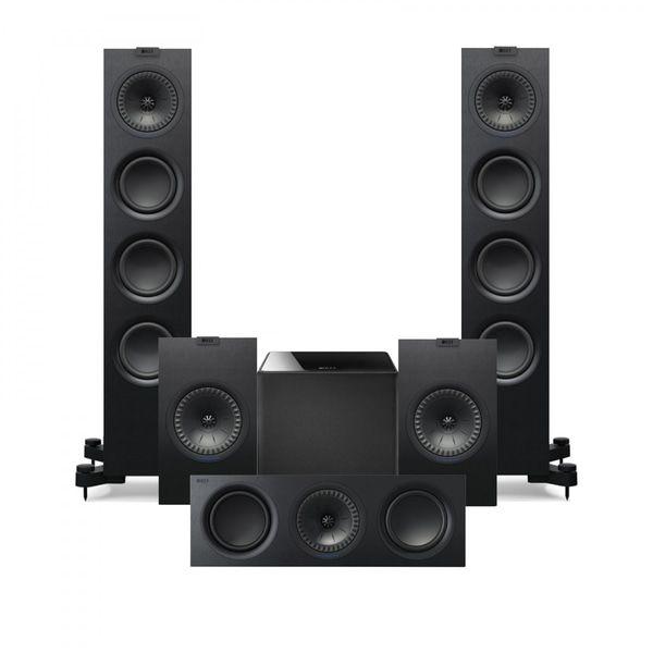 Kef 5 1 Q550 Speaker System Premium Sound Uk Kef Speaker Home Cinema Speakers