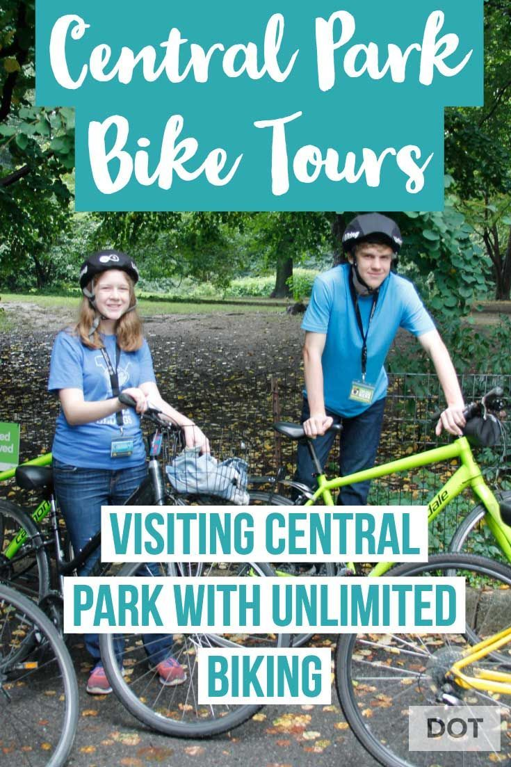 7 Reasons Central Park Bike Tours Are The Best New York City