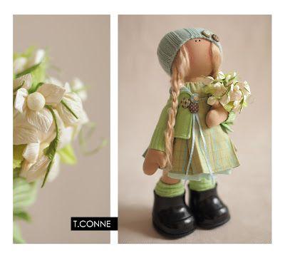 Fleur by Tatiana Conne