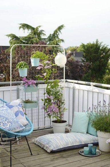 DIY-Ideen für den Balkon