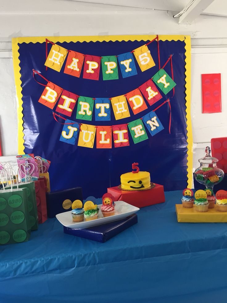 Banner Lego Birthday Party All Made By Nubedesigns Pinterest Banners
