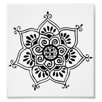simple flower henna designs on paper koni polycode co