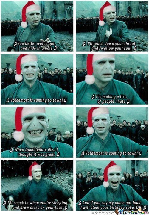 Voldemort's Favorite Song     #Meme #FunnyMeme