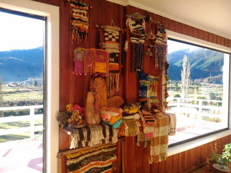 Monrepos Chalet en Malalcahuello, Región de la Araucanía, Chile.  Muestra de los productos que Cariños del Sur presenta a través de Secretos del Armario Curacautín (f)