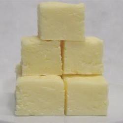 Witte chocolade fudge @ allrecipes.nl