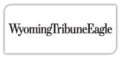 The Wyoming Tribune Eagle is a daily newspaper published in Cheyenne and distributed primarily in Laramie County, Wyoming. It is the state's second largest newspaper in terms of circulation, behind the Casper Star Tribune. The Tribune Eagle is also one of several newspapers serving the Front Range Urban Corridor.