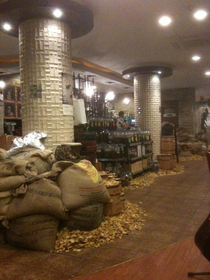 Coffee shop at sinchon near yonsei university.