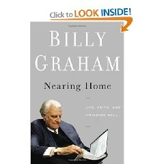 In this moving narrative, Billy Graham once again takes up the pen not only to share his personal experience of growing older but also teach us some important lessons on how to view our time here on Earth