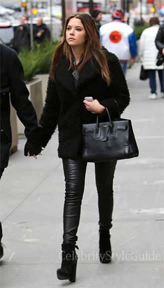 Wear Faux Fur Coat for winter | VogueMagz : VogueMagz