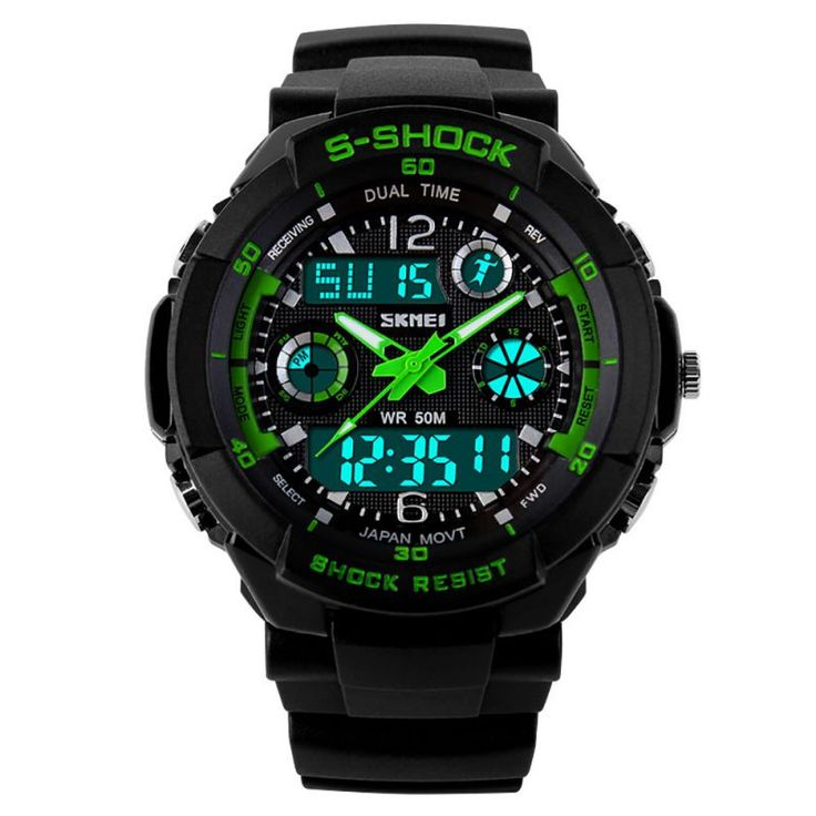 $11.92 (Buy here: https://alitems.com/g/1e8d114494ebda23ff8b16525dc3e8/?i=5&ulp=https%3A%2F%2Fwww.aliexpress.com%2Fitem%2FSKMEI-Men-Military-Sports-Watch-Digital-LED-Display-Watches-High-Strength-Hardened-Glass-Case-Rubber-Strap%2F32679316253.html ) SKMEI Men Military Sports Watch Digital LED Display Watches High Strength Hardened Glass Case Rubber Strap Wristwatch for just $11.92