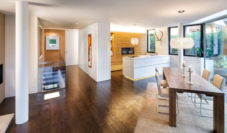 die besten 25 dunkler holzboden ideen auf pinterest. Black Bedroom Furniture Sets. Home Design Ideas